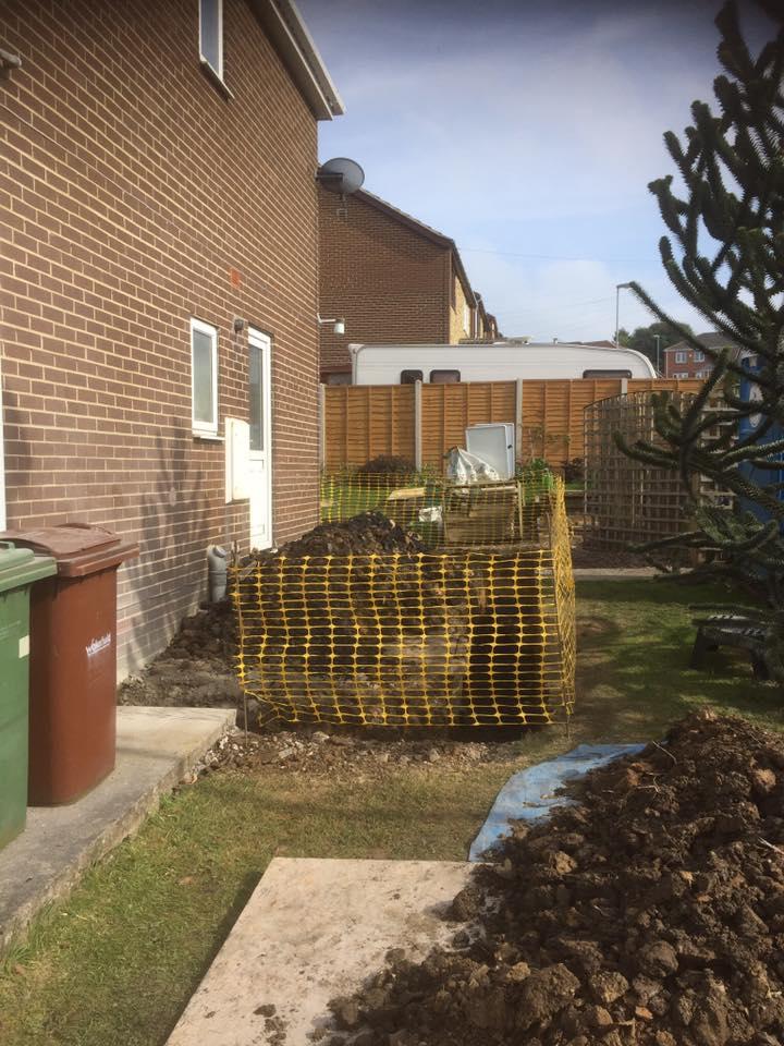 Extension in Durkar, Wakefield